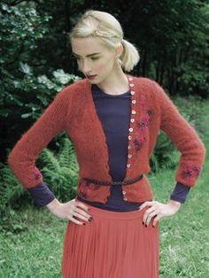Knitwear designer, Louisa Harding