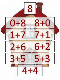 addition brother numbers (8) Math Activities For Kids, Kids Math Worksheets, Math For Kids, Math Resources, Preschool Music, Preschool Education, Early Education, Teaching Math, Maths