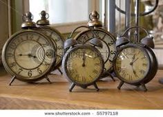 Table top clocks