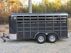 34 Best Livestock Trailers Images In 2013 Livestock Trailers