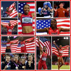 Team USA Olympic Moments 8.8.2012