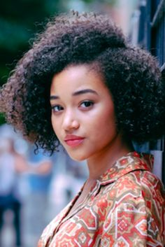 "Amandla Stenberg - These days it's hard to separate the real Amandla from the actress Amandla, and that only makes me look forward to seeing more of her. I feel like she is a young woman actively designing her future by her words, actions, and daily decisions. Like she knows that she's building the type of adult she wants to be. This is her one life and Hollywood BS will be crunched under her heels. ""Strength"" is the first and the last word with her."