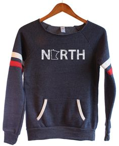 Original North // Baseball Fleece