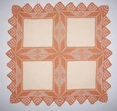Bildergebnis für häkel patchwork tischdecke