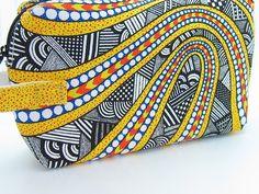 MAC Illustrated Small Bag by Nikki Farquharson