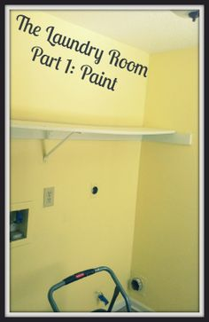 The ABC's of Life: A Laundry Room That Makes Me Smile