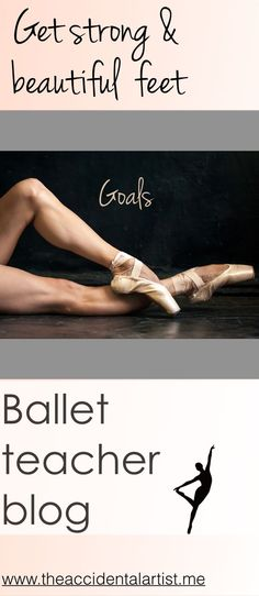 In my new e-book are swell tips for improving your ankle's range of motion. With increased ankle flexibility, you will get a better point through the ankle and foot. This is mandatory for pointe work and just a high relevé. Click on pic to get your free e-book! Some secret tips are uncovered such as: How do you determine where the stiffest points are on your feet? How do you soften them up? How can I get a higher relevé even if I am an older dancer? What is hypomobility? What type...