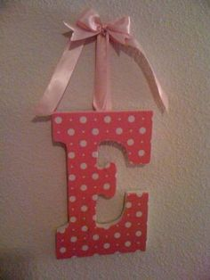 Homemade Crafts For nursery | Nursery Wall Letters and crib set PICS! - OCCASIONS AND HOLIDAYS