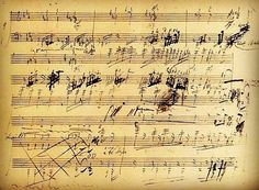 #musicsheets #sheetmusic #manuscript #handwriting #beethoven #music #classicalmusic #ludwigvanbeethoven #writing #partitura #composition #musician by ndbadie