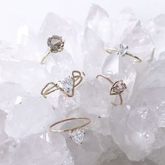 Delicate Jewels by Natalie Marie Jewellery http://thelane.com/brands-we-love/natalie-marie-jewellery