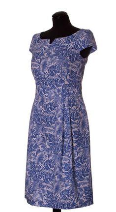 Schnittmuster / Pattern und eBook Kleid Voiron