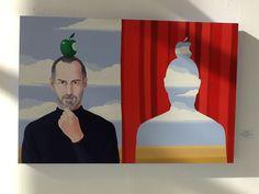Steve Jobs, think different