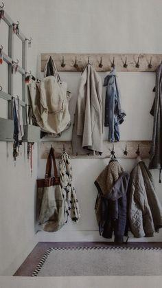 Front Door Entryway, Mudroom, Wardrobe Rack, Laundry Room, Garage, New Homes, Interior, House, Home Decor