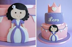 Princess Cake Lara