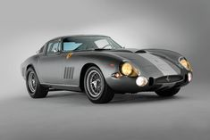 This 1964 Ferrari 275 GTB/C Speciale is due to be auctioned on the 15th of August 2014 – many are predicting that it will be one of the most valuable cars on the face of the Earth when the auctioneers hammer falls on the final bid. The reason for this value is due to the....