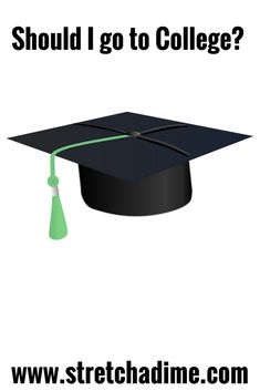 Should I go to College? An objective look based on income with and without a college degree - http://stretchadime.com/should-i-go-to-college/