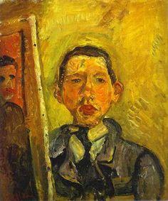Дитя вывихнутого века: Хаим Сутин http://rupo.ru/m/5024/ #хаимсутин #парижскаяшкола #художники