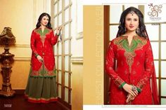 Georgette Salwar Suit  SSG Vol.5 for 1850.00 only X'mas / New Year Offer. Worldwide & Free shipping in India. For more details and booking contact us on sbtrendz@gmail.com or Whatsapp 91 9495188412; Visit us on http://ift.tt/1pWe0HD or http://ift.tt/1NbeyrT to see more ethnic collections. #salwarkameez #CrepeSalwar #GeorgetteSuit #designergown #CottonSuit #SalwarSuit #Lehenga #AnarkalaiSuit #BollywoodReplica #Saree #GeorgetteSaree #SilkSaree #designersarees #DressMaterials #Churidar #Kurti…