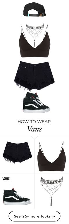 """the lonely stoner"" by indigodistraction143 on Polyvore featuring Topshop, Ettika, King Apparel and Vans"