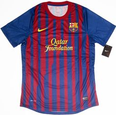 2011-12 Barcelona Player Issue Home Shirt *BNIB*