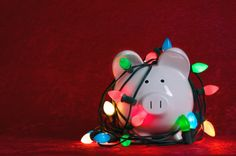 Great article on how to teach children financial obligations during the holiday season. #savings #creditunion #holidays