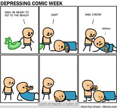 cyanide happiness depressing comic