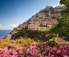 Atemberaubende Amalfiküste