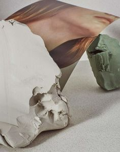 """lifeasawaterelement: """" Clay Series by Danielle Selig and Robin Stein """""""