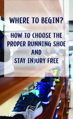 6158872a3b9 Take the guess work out of choosing the correct shoe for your feet and gait  and stay injury free.
