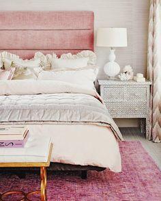 5 Tips On How To Make Your Bedroom Feel More Romantic * 5 Dicas Para Tornar O Seu Quarto Mais Romântico