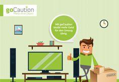 goCaution Mietkaution - www.gocaution.ch/de/mietkaution