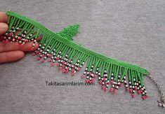 Seed Bead Necklace, Seed Beads, Beaded Necklace, Beaded Bracelets, Seed Bead Tutorials, Beading Tutorials, Bead Weaving, Pearl Beads, Turquoise Bracelet