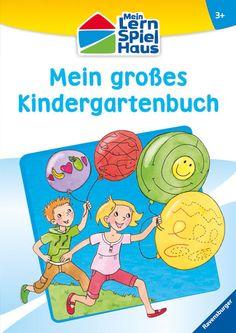 Mein großes Kindergartenbuch, £6.95 Activity Books, Book Activities, Comics, Children, Games, Studying, Young Children, Kids, Comic Books