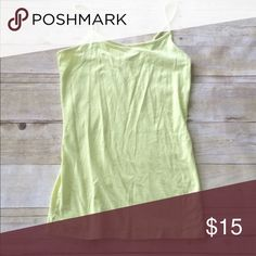 Citrus Yellow Spaghetti Tank Top Size 7-9. 95% cotton and 5% spandex. Made in Vietnam. ⭐️Use like button to get price drop notifications! ❤️ ⭐Bundle to save   ⭐️Personalized bundles!  ⭐️ Use the offer button ⭐️Same day shipping ⭐️ Smoke free home 🚫 No PayPal  🚫 I don't sell on any other apps 🚫 No trades No Boundaries Tops Tank Tops