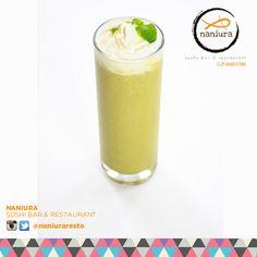 #AvocadoJuice pas bgt nih buat kamu yg suka bgt sama alpukat. Yuk order Naniura Sushibar Restaurant Jakarta Timur 021-86611789 || Tag ur reviews #NaniuraSushi #Sushi #NaniuraMenu #DeliveryOrder #FreshJuice #SushiPorn #SushiBar