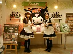 Okay so I need to make this clear..Most maid cafes are NOT sexual,they are cosplay cafes.