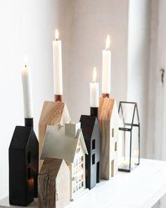 #nightnight  Dopadły mnie jakieś zarazki i jak żyć kiedy tyle tematów czeka...  #houses #candleholder #czaryzdrewna #woodengoods #wood #woodendecoration #adventtime by czaryzdrewna