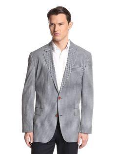 Robert Graham Men's Dumont Gingham Sportcoat at MYHABIT