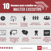 10 razones para estudiar un Master Executive en IMF