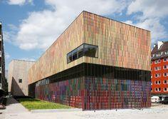 -Museum Brandhorst Collection  Architect: Sauerbruch & Hutton architects, Berlin