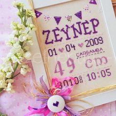 Zeinepuu: Zeynep*in doğum panosu ♥