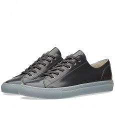quality design 6a69b 0a080 Common Projects Tournament Low Polished (Dark Grey) Common Projects, High  Top Sneakers,