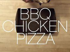 Pillsbury BBQ Chicken Pizza