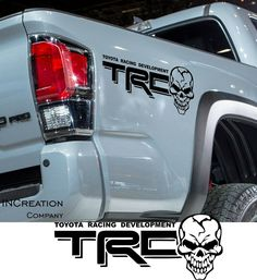 Tacoma Tundra f-150 Vinyl Hood Decal X-Men Black Panther Graphic rally superhero