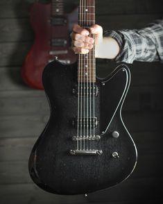 Calavera out now! New model for 2018. #luxxtone #luxxtoneguitars #calavera #customguitars #guitarporn #arcaneinc #tonepros