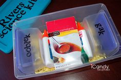 DIY science kit - Great gift for kids