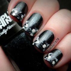 Nail Manicure, Pedicure, Nail Polish, Nice Nails, Fun Nails, Professional Nail Designs, Amazing Nails, Flower Nails, Cool Nail Art