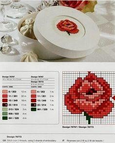 """Милые сердцу штучки: Вышивка крестом: """"Лаванда и розы от Rico Design"""" (скатерти и шкатулки)"""