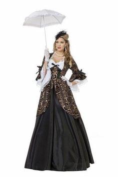 a2464c68f4fdb9 Markiezin Estella is een 17 e eeuwse Barok jurk in een zeer fraaie  uitvoering