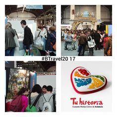 #BTravel ha cerrado ya sus puertas. Volveremos en #2018 con nuevas #experiencias #AlcalálaReal, #Antequera, #Écija, #Lucena y #PuenteGenil. Gracias a todos. #TuhistoriaenBTravel